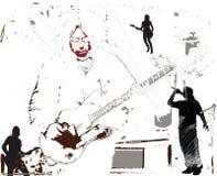 Guitar player 2 Royalty Free Stock Photos