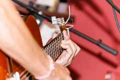 Guitar Player Stock Photos
