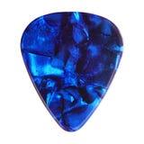 Guitar Plectrum Stock Photos