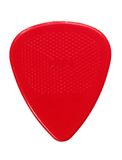 Guitar plectrum closeup. Isolated on white #1 Stock Photos