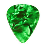 Guitar Plectrum Stock Photo
