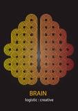 brain logistic creative royalty free illustration