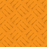 Guitar seamless pattern Royalty Free Stock Image