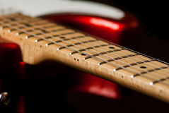 Guitar. Soul music 6 string Royalty Free Stock Image
