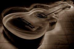 Guitar soul Stock Images