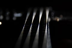 Guitar string Stock Images