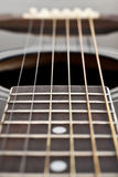 Guitar strings Royalty Free Stock Photo