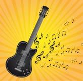 Guitar vector Stock Photo