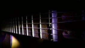 Guitar stock video