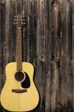 Guitar and wall Stock Photos