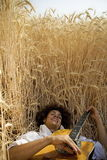image photo : Playing guitar05