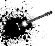 Guitar5 Royalty Free Stock Photos