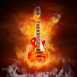 Guitara Royalty Free Stock Photo