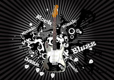 Guitarar Royalty Free Stock Photo