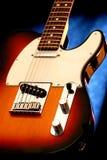 Guitare électrique 10 Photo libre de droits