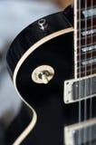 Guitare électrique Images stock