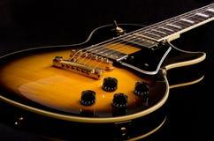 Guitare électrique Images libres de droits