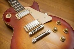 Guitare électrique Photo stock