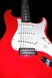 Guitare électrique Image stock
