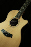 guitare 12-String Photos stock