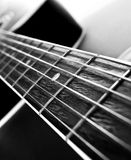Guitare Photo stock