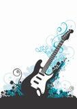 Guitare Images libres de droits