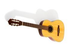 Guitare photographie stock