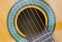 Guitare. Photo stock