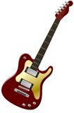 guitare Image libre de droits