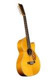 Guitare acoustique Photo stock