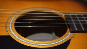Guitare acoustique classique en bois naturelle clips vidéos