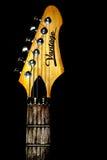 Guitare avantageuse Image libre de droits