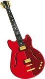 Guitare basse électrique Photo libre de droits