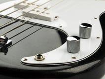 Guitare basse Photos stock