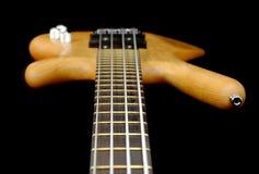 Guitare basse images libres de droits