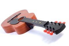 Guitare classique Photo libre de droits
