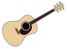 guitare classique illustration stock