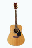 Guitare d'Accoutic Photographie stock libre de droits