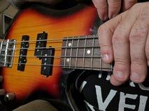 Guitare de base photo libre de droits