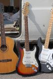 guitares Photos stock