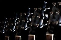 Guitares. Image stock