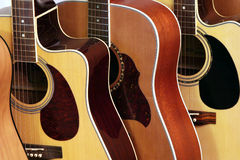 Guitares Photo stock