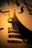 Guitares Photographie stock