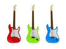 guitares illustration stock