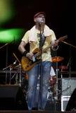 Guitarist-1 Stock Images