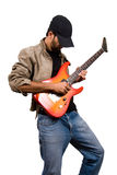 Guitarist Royalty Free Stock Photos