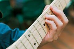 guitarist στοκ φωτογραφίες