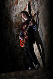 Guitarist Stock Images