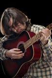 Guitarist Royalty Free Stock Photo