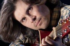 Guitarist. Royalty Free Stock Photo